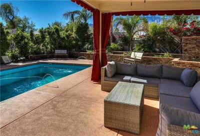 Palm Springs Single Family Home For Sale: 3097 North Jan Circle