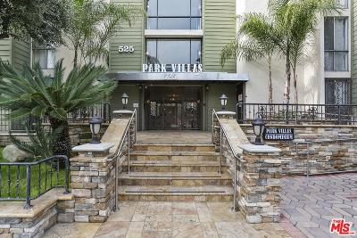 Los Angeles Condo/Townhouse For Sale: 525 South Ardmore Avenue #330