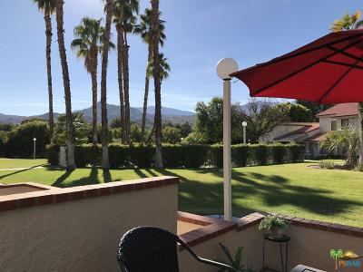 Palm Springs Condo/Townhouse Active Under Contract: 6147 Arroyo Road #1