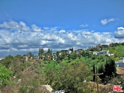 Studio City Residential Lots & Land For Sale: 3701 Avenida Del Sol