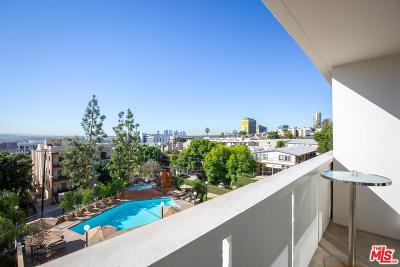 West Hollywood Condo/Townhouse Active Under Contract: 8787 Shoreham Drive #208