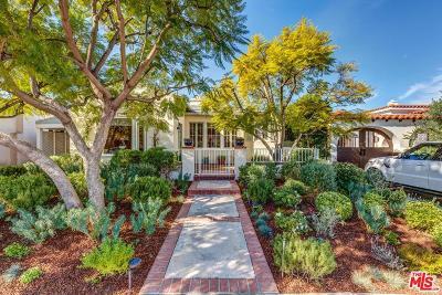 Single Family Home For Sale: 1139 Alvira Street