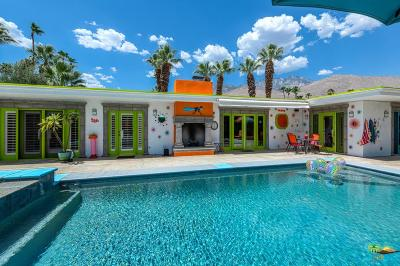 Palm Springs Single Family Home For Sale: 1930 South Toledo Avenue