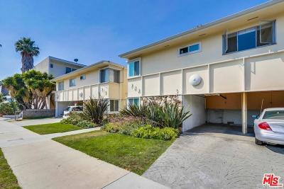 Santa Monica Condo/Townhouse For Sale: 912 6th Street #6