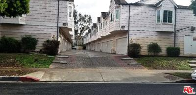 Inglewood Condo/Townhouse Pending: 812 North Inglewood Avenue #4