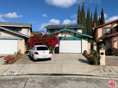 North Hollywood Single Family Home For Sale: 12223 Leayn Court