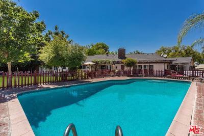 Single Family Home For Sale: 7800 Texhoma Avenue