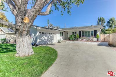 West Hills Single Family Home Sold: 6720 Kentland Avenue
