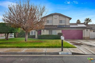 Cathedral City Single Family Home Active Under Contract: 30006 Avenida Ximino