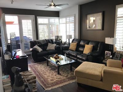 Condo/Townhouse For Sale: 4050 Glencoe Avenue #307