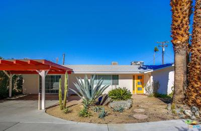 Cathedral City Single Family Home For Sale: 38830 Bel Air Drive