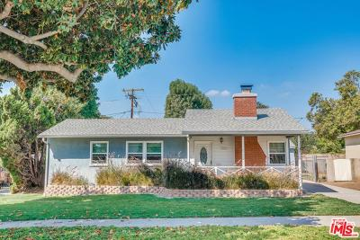Los Angeles County Single Family Home For Sale: 8353 California Avenue