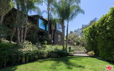 Single Family Home For Sale: 3274 Coldwater Canyon Avenue