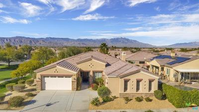 Indio Single Family Home Active Under Contract: 43777 Salpare Place