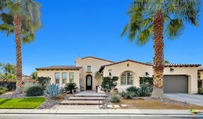 La Quinta Single Family Home For Sale: 81837 Contento