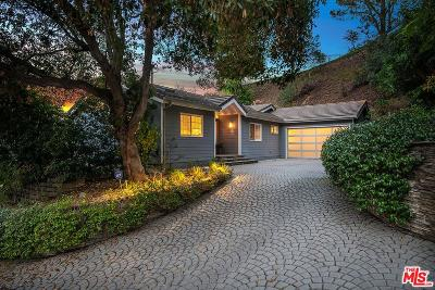 Studio City Single Family Home For Sale: 3848 Rhodes Avenue