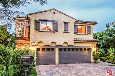 Sherman Oaks Single Family Home For Sale: 4146 Murietta Avenue