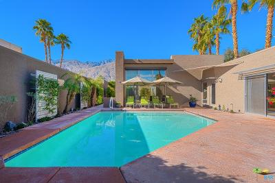 Palm Springs Single Family Home For Sale: 663 Dunes Court