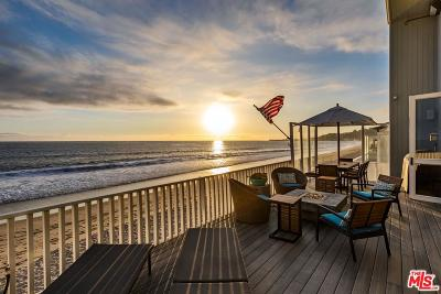 Malibu Single Family Home For Sale: 22058 Pacific Coast Highway