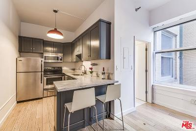 Condo/Townhouse For Sale: 215 West 7th Street #709
