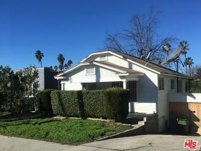 Los Angeles CA Single Family Home For Sale: $765,000