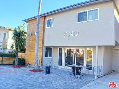 Beverlywood Vicinity (C09) Rental For Rent: 2040 South Sherbourne Drive #1