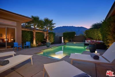 Palm Springs Single Family Home Active Under Contract: 2754 Isabella Way