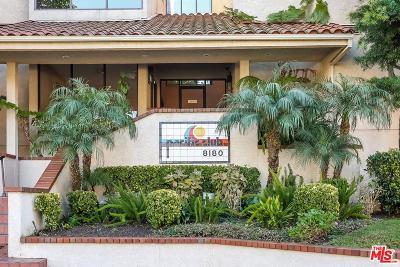 Playa Del Rey Condo/Townhouse Active Under Contract: 8180 Manitoba Street #354
