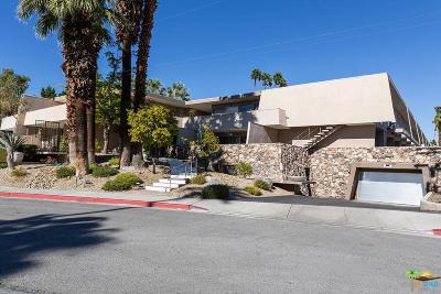 Palm Springs Condo/Townhouse For Sale: 197 West Via Lola #3