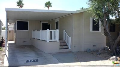 Mobile Home For Sale: 69801 Ramon Road #171