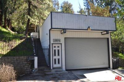 Sherman Oaks Single Family Home For Sale: 13570 Cheltenham Drive