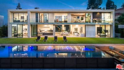 Encino Single Family Home For Sale: 16805 Oak View Drive