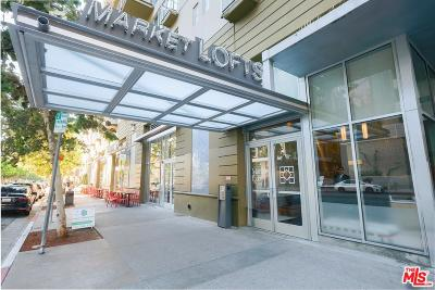 Condo/Townhouse For Sale: 645 West 9th Street #534
