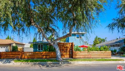 Culver City Single Family Home For Sale: 11957 Bray Street