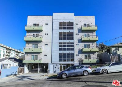 Los Angeles Condo/Townhouse For Sale: 1042 South Kingsley Drive #304