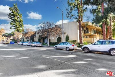 Studio City Condo/Townhouse Sold: 11138 Aqua Vista Street #63