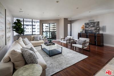 Los Angeles County Condo/Townhouse For Sale: 10724 Wilshire #905