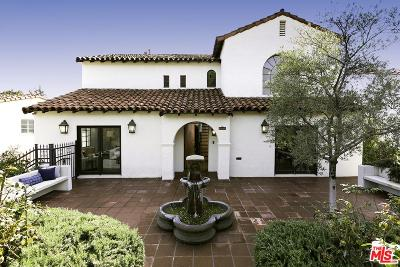 Los Angeles Single Family Home For Sale: 4426 Cromwell Avenue