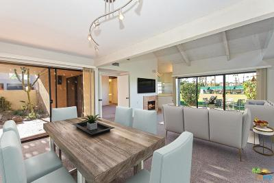 Rancho Mirage Condo/Townhouse For Sale: 116 Racquet Club Drive