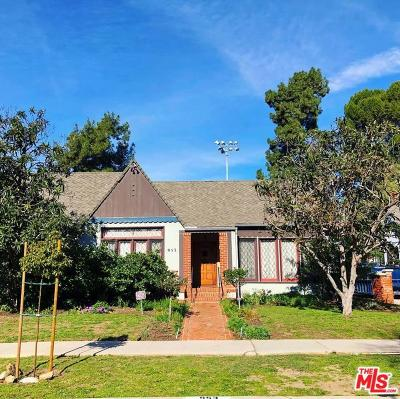 Single Family Home For Auction: 953 Schumacher Drive