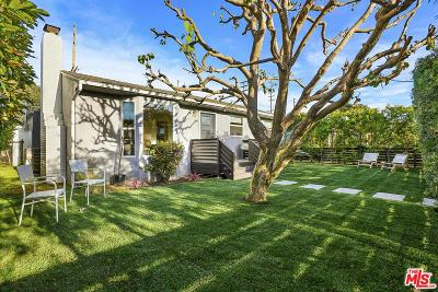 Single Family Home Active Under Contract: 2014 Walgrove Avenue