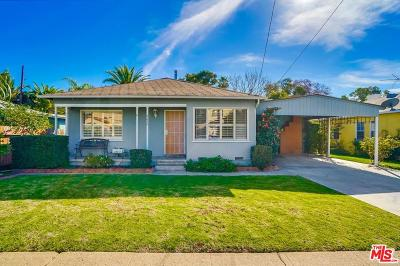 Culver City Single Family Home For Sale: 9030 Lucerne Avenue