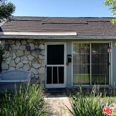 Single Family Home For Sale: 3969 South Centinela Avenue