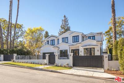 Encino Single Family Home For Sale: 4745 Yarmouth Avenue