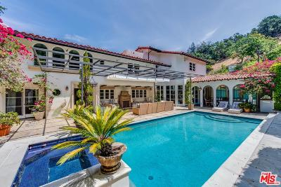 Beverly Hills Single Family Home Active Under Contract: 9770 Suffolk Drive