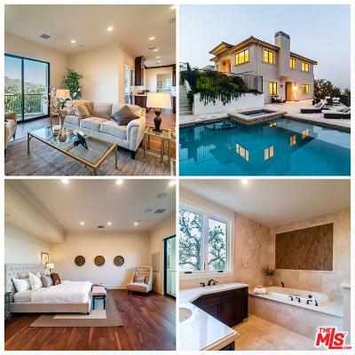 Los Angeles County Single Family Home Active Under Contract: 3548 Multiview Drive