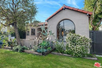 Los Angeles Single Family Home Active Under Contract: 3207 McManus Avenue