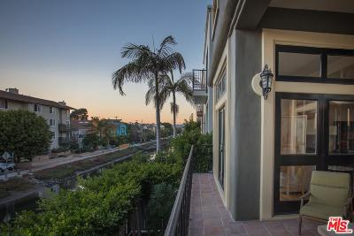 Marina Del Rey Single Family Home For Sale: 3807 Via Dolce