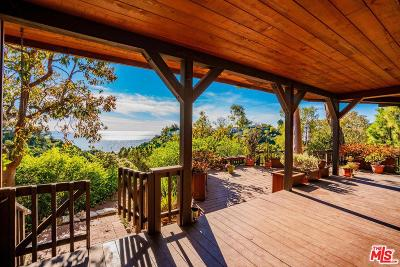 Pacific Palisades Single Family Home For Sale: 539 Muskingum Avenue