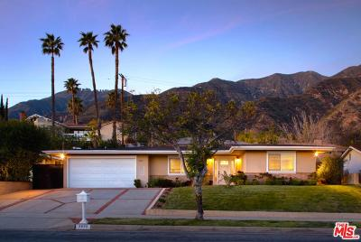 Pasadena Single Family Home For Sale: 3805 Edgeview Drive